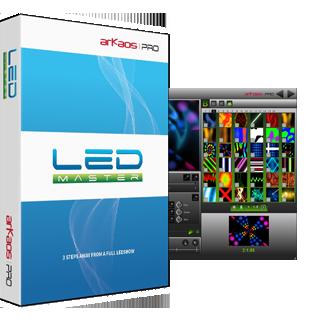 LEDMaster | ArKaos Pro