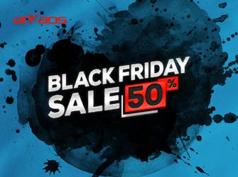 news Arkaos black friday sale 2019 promo