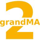 GrandMa 2 logo