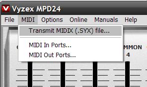 akai mpd24 firmware 1.10