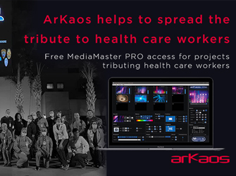 News Arkaos Tribute to health care workers