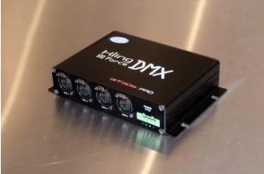 Kling-Force DMX outputs