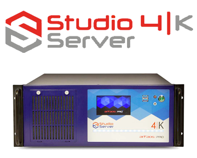 ArKaos Server 4K