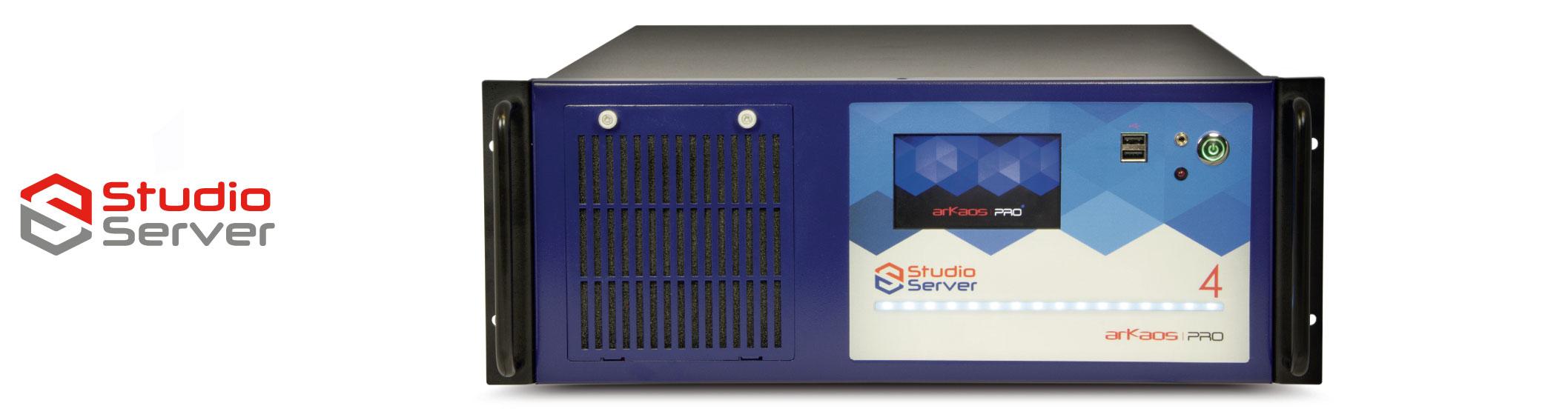 Studio server