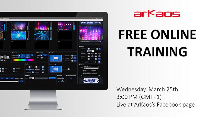 News free training MediaMaster on 25th March