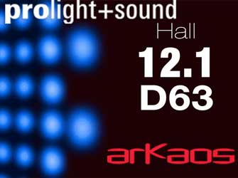 News Prolight And Sound at Franckfurt 2019