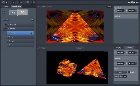 Video Mapper Extension for MediaMaster Pro