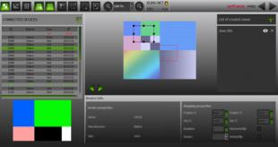 LEDMaster Mapping mode